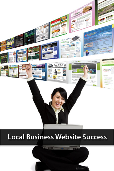 The 4 Phases to Local Business Website Success